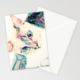 Monkey Paws Stationery Cards