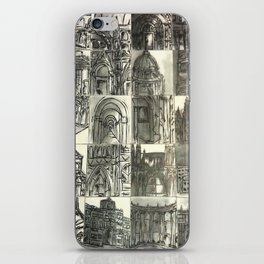 BLACK&WHITE  iPhone Skin