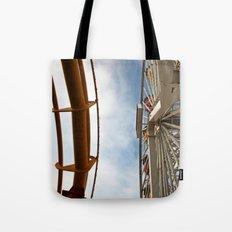 Wheel in the Sky Tote Bag