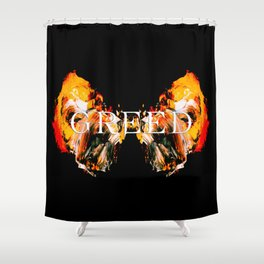 The Seven deadly Sins - GREED Shower Curtain