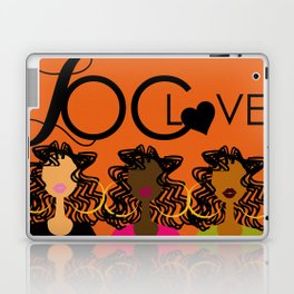LOC LOVE Laptop & iPad Skin