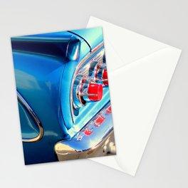 Sky Blue, Far Behind Stationery Cards