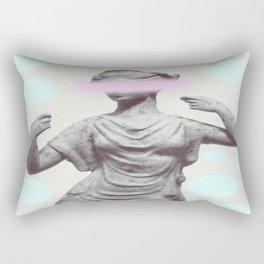 Dotty Sculpture Rectangular Pillow