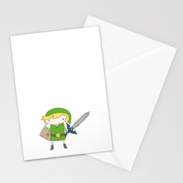 Link - Wind Waker Stationery Cards