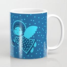 Angels on the deep blue Coffee Mug