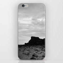 Ruinas B&W iPhone Skin