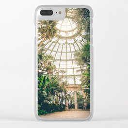 Royal Greenhouses II Clear iPhone Case