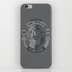 World's First Time Traveler iPhone & iPod Skin