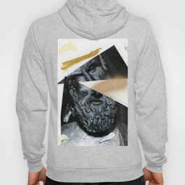Untitled (Painted Composition 12) Hoody