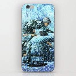 ANCIENT KNOWLEDGE iPhone Skin