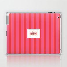 Color is Brave Laptop & iPad Skin