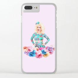 zamolodchikova Clear iPhone Case