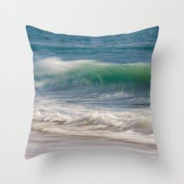 Wave To Me Throw Pillow