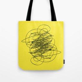 DEVOTIONAL SCRIBBLE Tote Bag