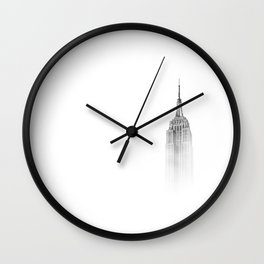Empire State Building (New York) Wall Clock
