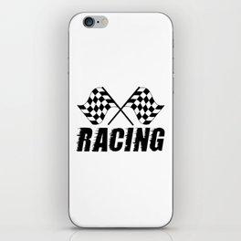 Racing iPhone Skin