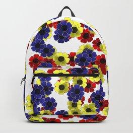 Freya Flower Fall--Home Decor Backpack