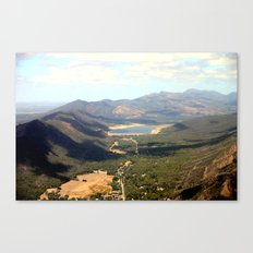 The Grampians National Park or (Gariwerd in Aboriginal) Canvas Print