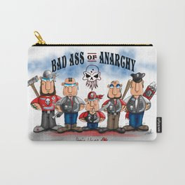 Bad Ass of Anarchy Carry-All Pouch