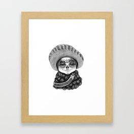 Zapatista Framed Art Print