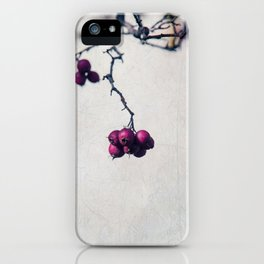 Bacche iPhone Case