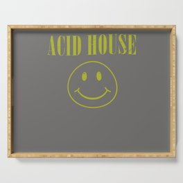 ACID HOUSE Serving Tray