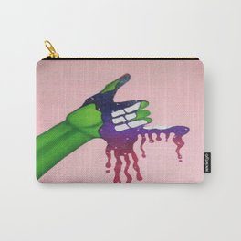 Hand&Galaxy3 Carry-All Pouch