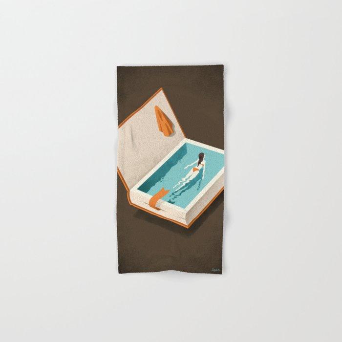 Floating Hand & Bath Towel