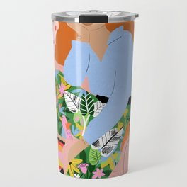You can do everything you want Travel Mug