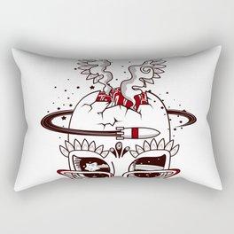 Walk Off The Earth Rectangular Pillow