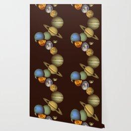 The Solar System Wallpaper