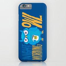 Morning Owl Slim Case iPhone 6s
