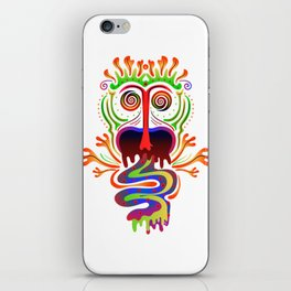 Psychedelic Trip iPhone Skin