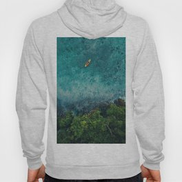 Kayaking in The Philippines  Hoody