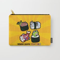Super Mario Sushi Carry-All Pouch
