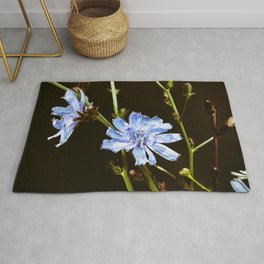 Roadside Flowers Rug