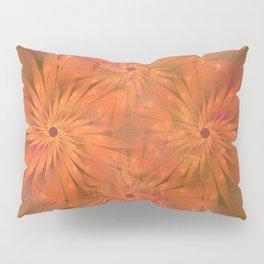 Four Flowers Pillow Sham