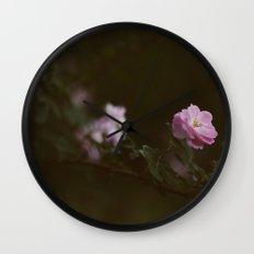 Rose #1 Wall Clock