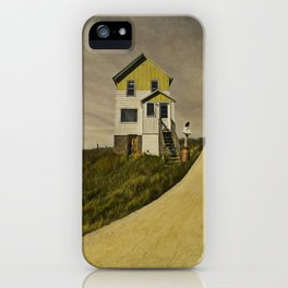 I've been waitin' for a long, long time. iPhone Case