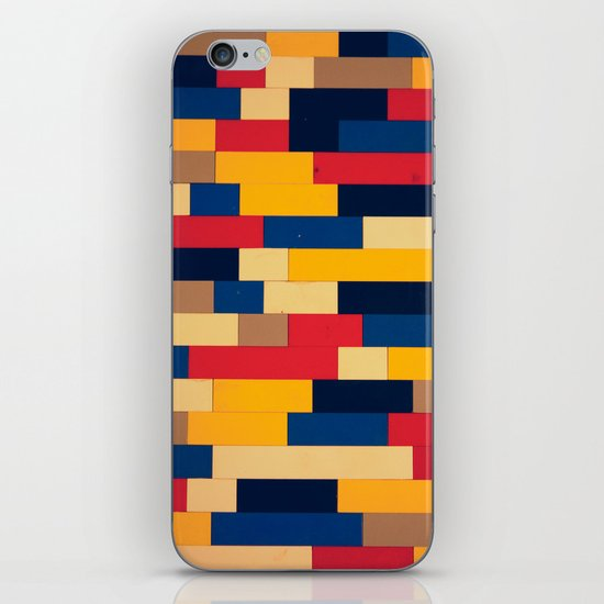 Another Brick In The Wall iPhone & iPod Skin