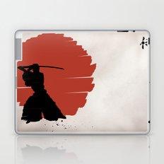 Samurai Laptop & iPad Skin
