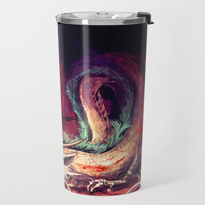 Bleed Travel Mug