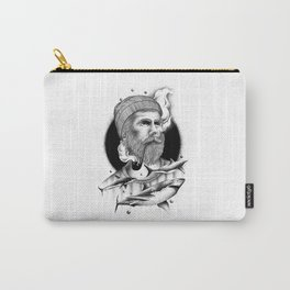 THE MAN AND THE SEA Carry-All Pouch