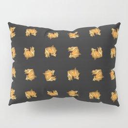 Floating Physalis Fruit Pillow Sham
