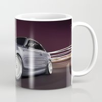 bmw Mugs featuring BMW 135i by Jacob Brcic
