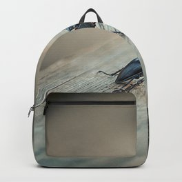 stag beetle Backpack