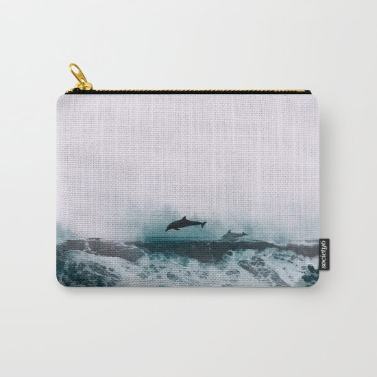*The Song of Freedom* #society6 Carry-All Pouch