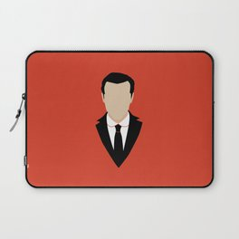 3 Jim Moriarty Laptop Sleeve