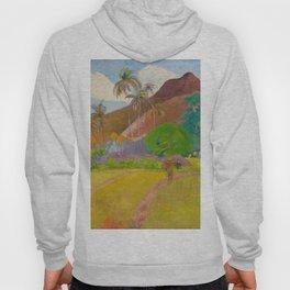 Paul Gauguin - Tahitian Landscape 'Montagnes tahitiennes' (1891) Hoody