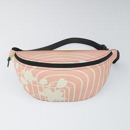 Sakura Sun Arch Midcentury Fanny Pack